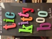 3D Plastic Letters sign - Moulded letters, Shop Signs, School Signs and more