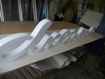 3D Foamex Signs - Moulded letters, Shop Signs, School Signs and more