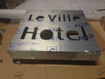 Fret Cut Sign Panels - Moulded letters, Shop Signs, School Signs and more