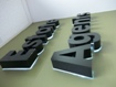 Built Up Letters - Moulded letters, Shop Signs, School Signs and more