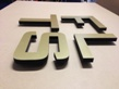 3D Built up Letters - Moulded letters, Shop Signs, School Signs and more
