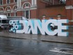 Got To Dance 3D Sign - Moulded letters, Shop Signs, School Signs and more