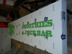Stainless Steel Canopy - Moulded letters, Shop Signs, School Signs and more