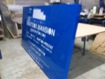 Aluminium Hotel Sign- Moulded letters, Shop Signs, School Signs and more