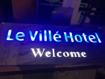 Hotel Sign - Moulded letters, Shop Signs, School Signs and more