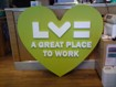 LV 3D Sign - Moulded letters, Shop Signs, School Signs and more