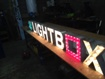 Illuminated Metal Signs - Moulded letters, Shop Signs, School Signs and more