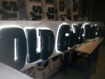 Old Guys Rule Sign - Moulded letters, Shop Signs, School Signs and more