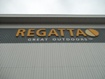 Regatta Sign - Moulded letters, Shop Signs, School Signs and more