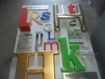 Selection of Moulded and 3D Letters - Moulded letters, Shop Signs, School Signs and more