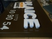 Wooden Shop signage - Moulded letters, Shop Signs, School Signs and more