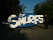The Smurfs 3D Sign - Moulded letters, Shop Signs, School Signs and more