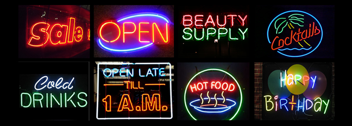 Hire or buy Neon Signs from UK Sign Warehouse