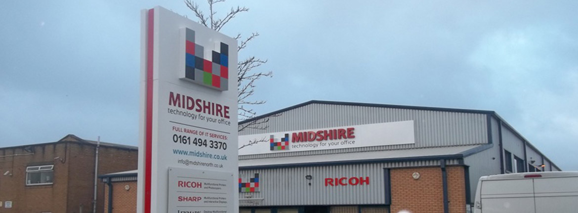 UK Sign Warehouse - Manufacturer of Pole Signs and Totem Poles