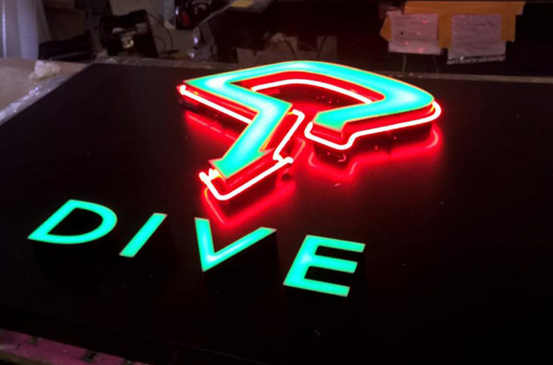 Dive Bar Signage Uk Sign Warehouse